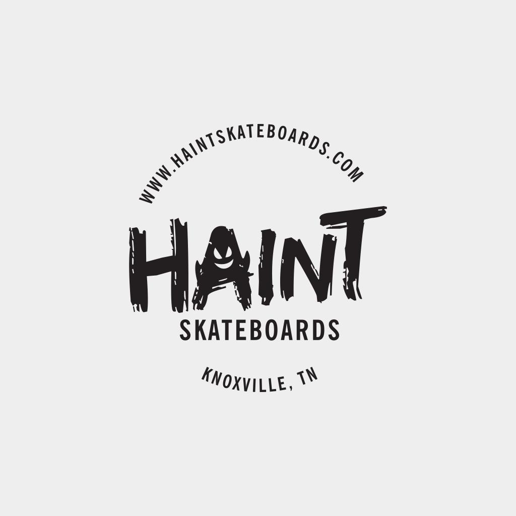 Haint Skateboards Logo